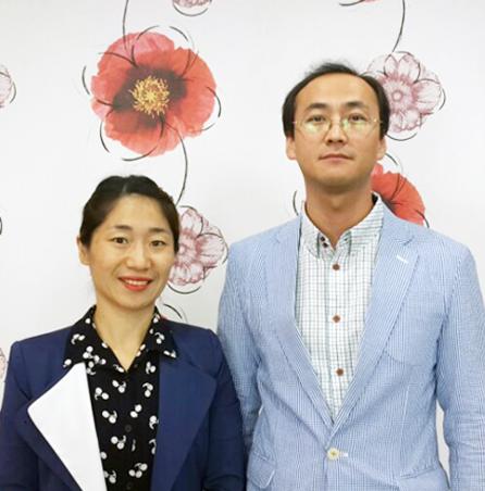 김원수 박은미 성도님 부부
