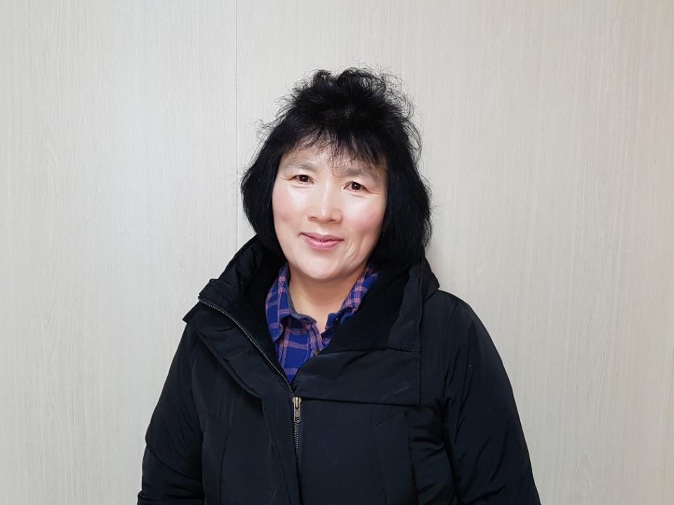 채송화 권사님