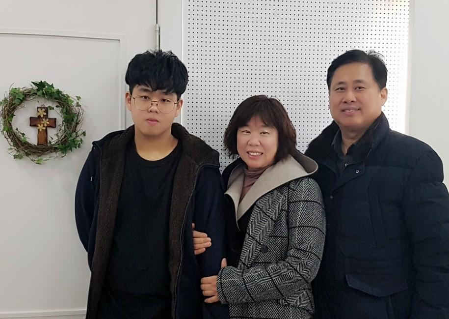 권상열 김미숙 성도님 부부, 권중섭 형제님